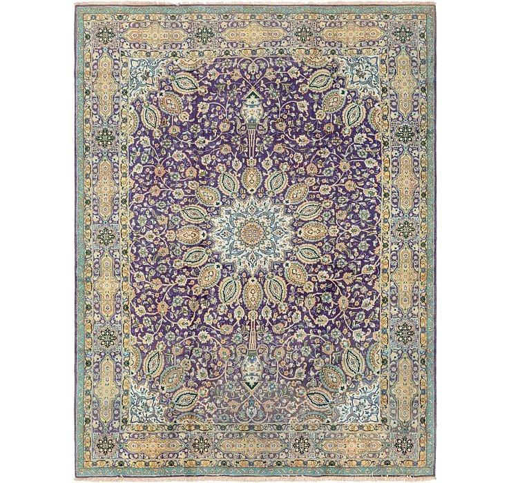 9' 8 x 14' Tabriz Persian Rug