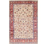 Link to 9' x 14' 8 Sarough Persian Rug