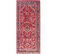 Link to 145cm x 328cm Mahal Persian Runner Rug