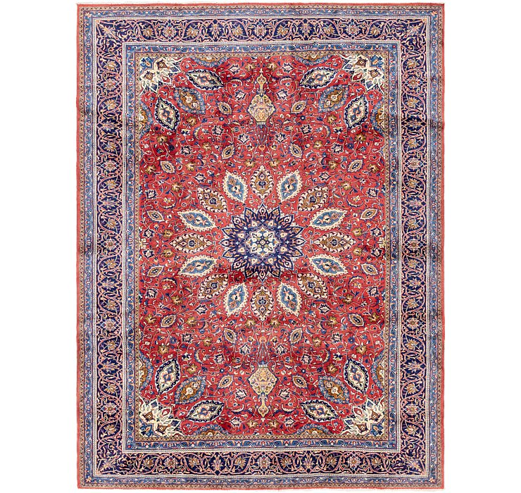 8' 8 x 11' 5 Sarough Persian Rug