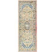 Link to 110cm x 310cm Mahal Persian Runner Rug
