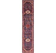 Link to 3' 7 x 16' 10 Hossainabad Persian Runner Rug