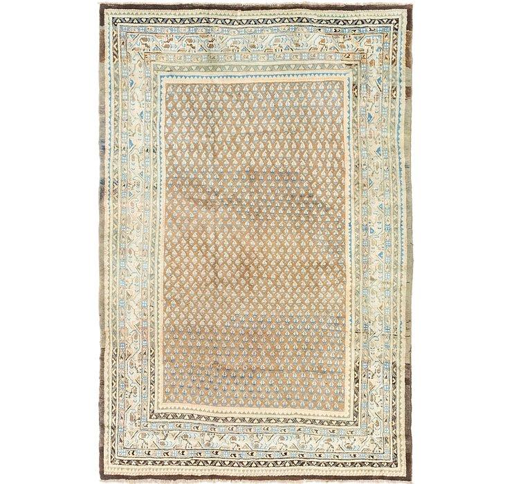 7' x 10' 6 Botemir Persian Rug