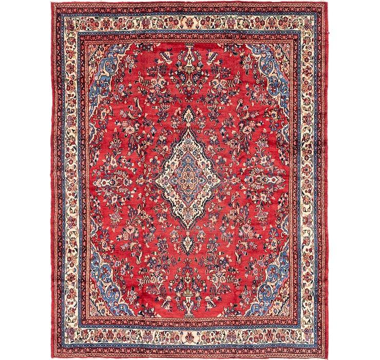 10' 5 x 13' 4 Shahrbaft Persian Rug