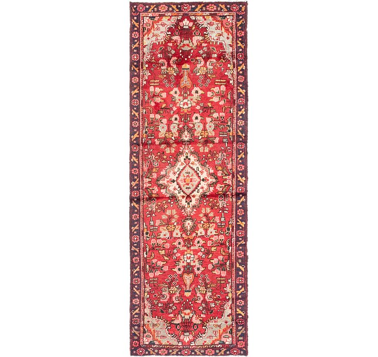 2' 6 x 8' 4 Hamedan Persian Runner ...
