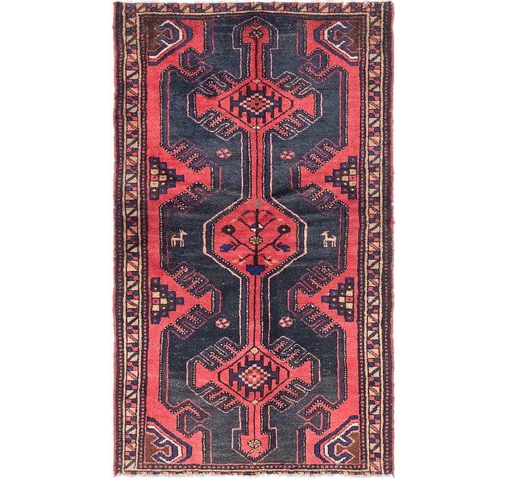 3' 4 x 6' Zanjan Persian Rug
