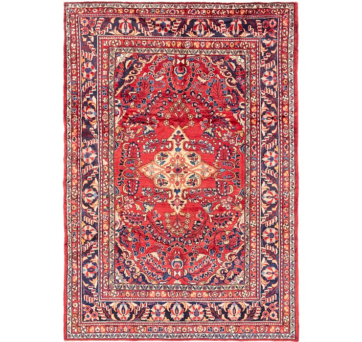 7' x 10' 5 Liliyan Persian Rug
