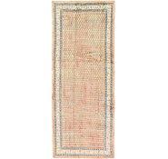 Link to 142cm x 358cm Botemir Persian Runner Rug