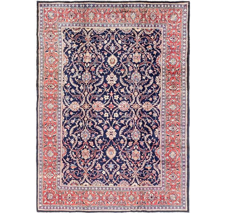 8' 10 x 12' 2 Mahal Persian Rug