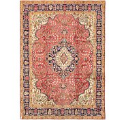 Link to 9' 6 x 12' 9 Tabriz Persian Rug