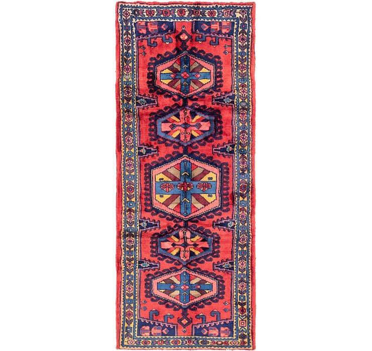 3' 7 x 9' 3 Viss Persian Runner Rug