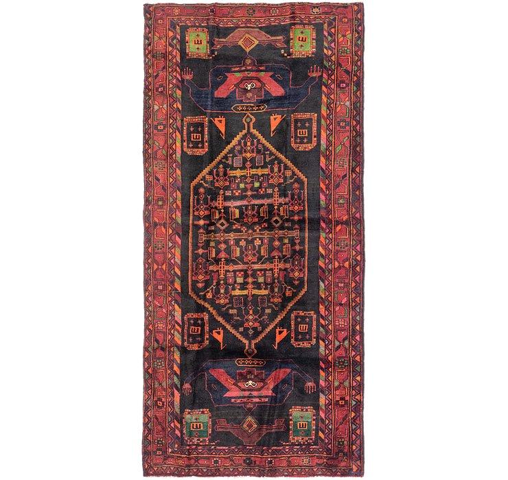 5' x 10' 7 Sirjan Persian Runner Rug