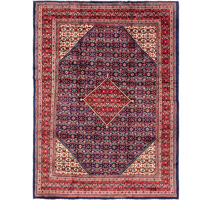 9' 8 x 13' Mahal Persian Rug