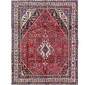 Link to 6' 10 x 8' 6 Hamedan Persian Rug
