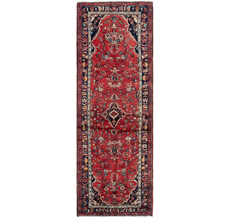 3' 8 x 10' 6 Liliyan Persian Runner ...
