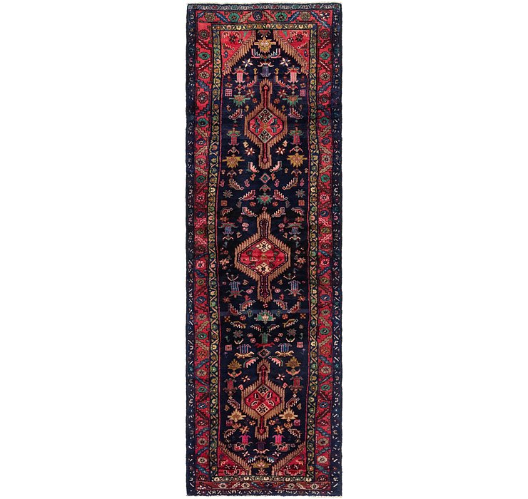 3' 5 x 12' Darjazin Persian Runner...