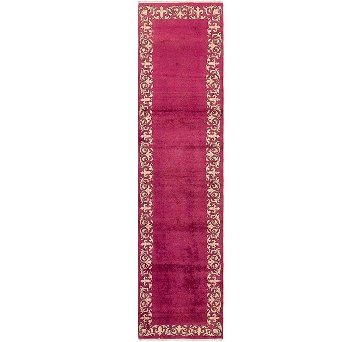 3' 2 x 14' Tabriz Persian Runner Rug