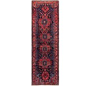 Link to 3' 6 x 12' 4 Roodbar Persian Runner Rug