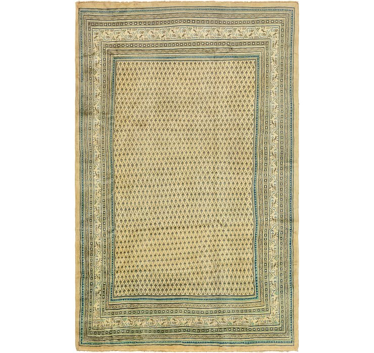 218cm x 330cm Botemir Persian Rug