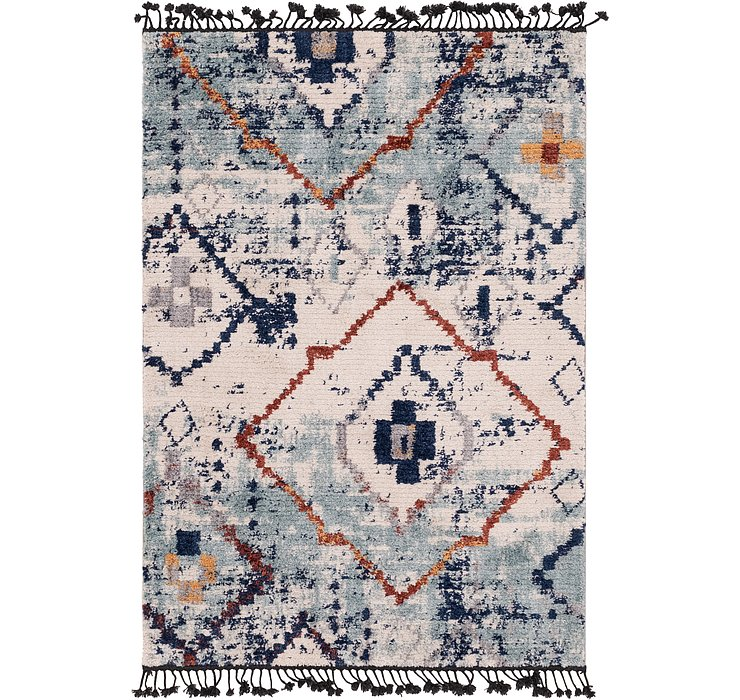 5' 3 x 7' 8 Marrakesh Rug