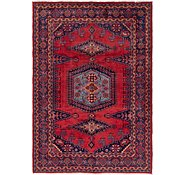Link to 7' 5 x 10' 7 Viss Persian Rug