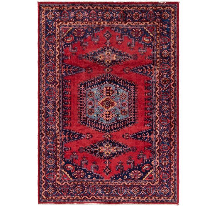 7' 5 x 10' 7 Viss Persian Rug
