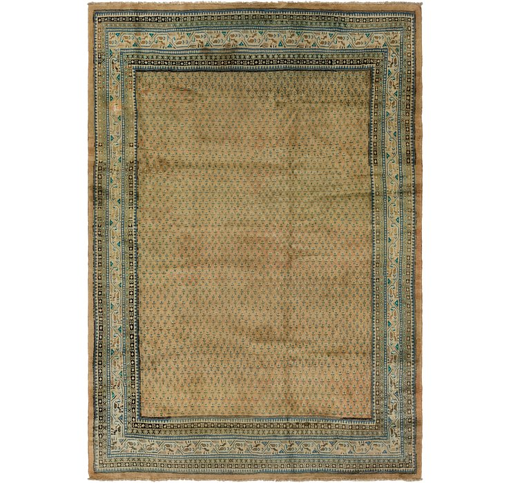 213cm x 312cm Botemir Persian Rug