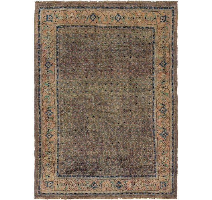 7' 7 x 10' 5 Farahan Persian Rug