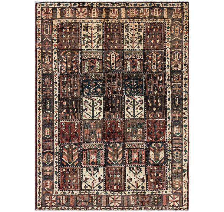 6' 9 x 9' Bakhtiar Persian Rug