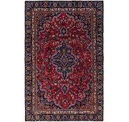 Link to 5' 9 x 9' 2 Mashad Persian Rug