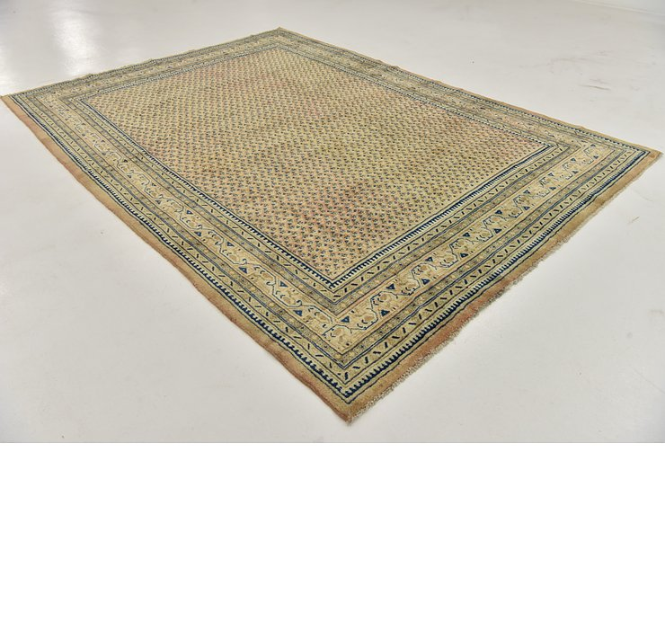 HandKnotted 7' 3 x 10' Botemir Persian Rug