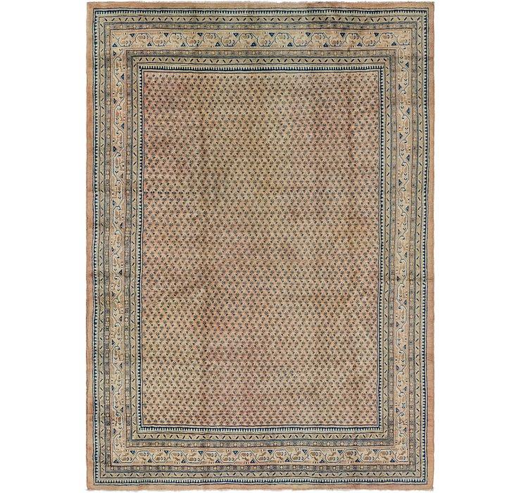 7' 3 x 10' Botemir Persian Rug