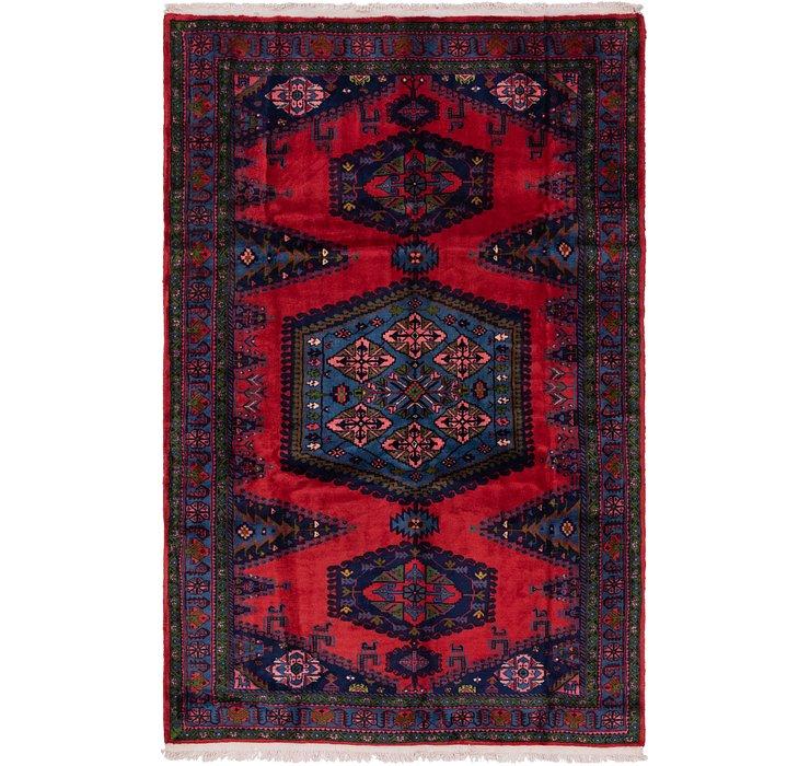 203cm x 310cm Viss Persian Rug