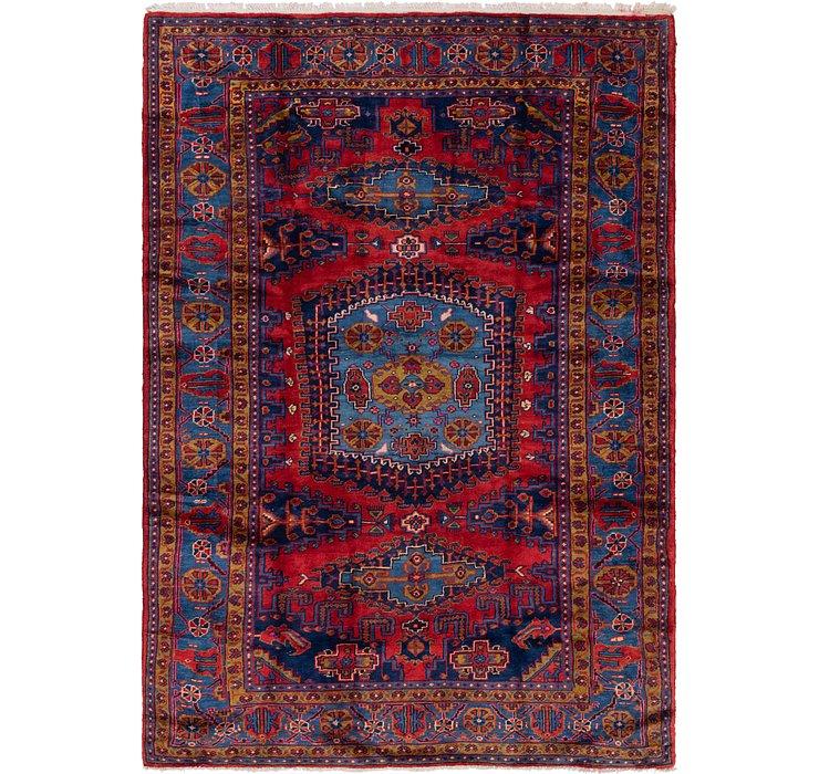 7' x 10' 8 Viss Persian Rug