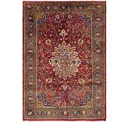 Link to 7' 3 x 10' 4 Sarough Persian Rug