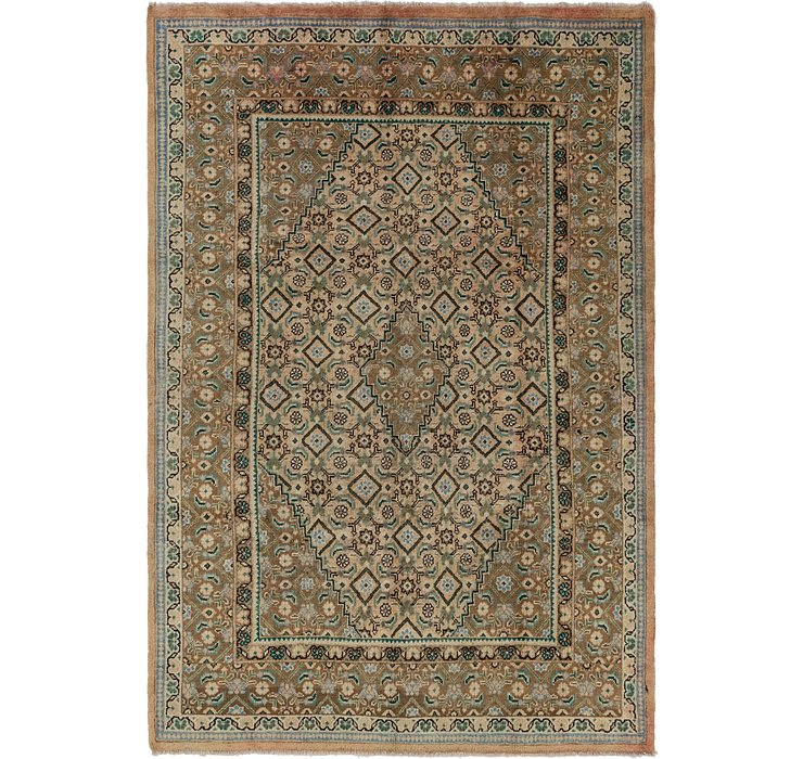 6' 9 x 10' 2 Farahan Persian Rug
