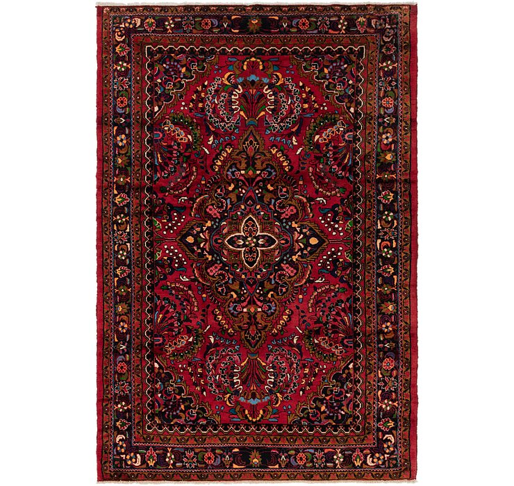 7' 7 x 11' 6 Liliyan Persian Rug