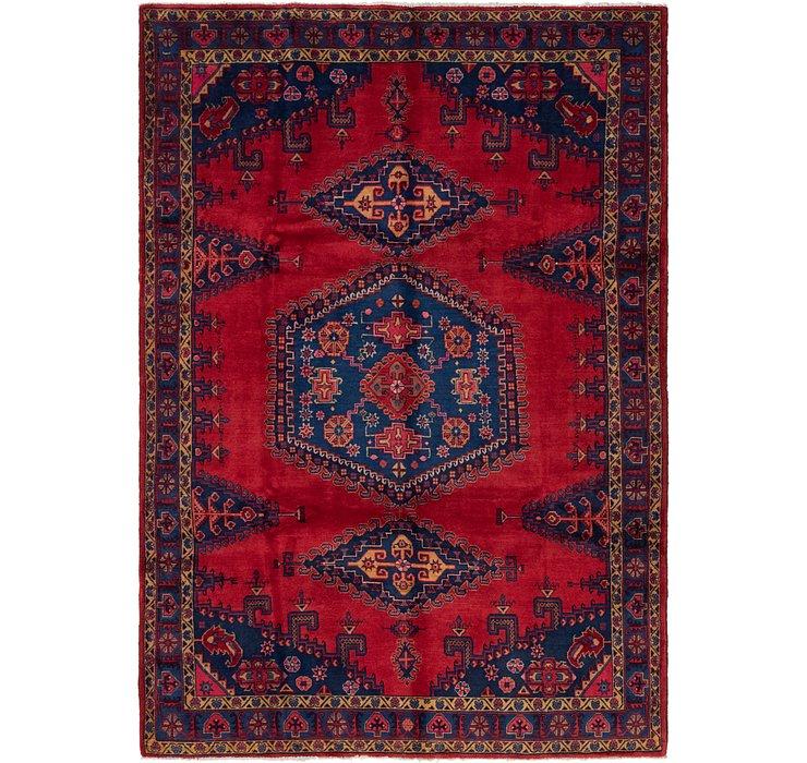 6' 8 x 10' Viss Persian Rug