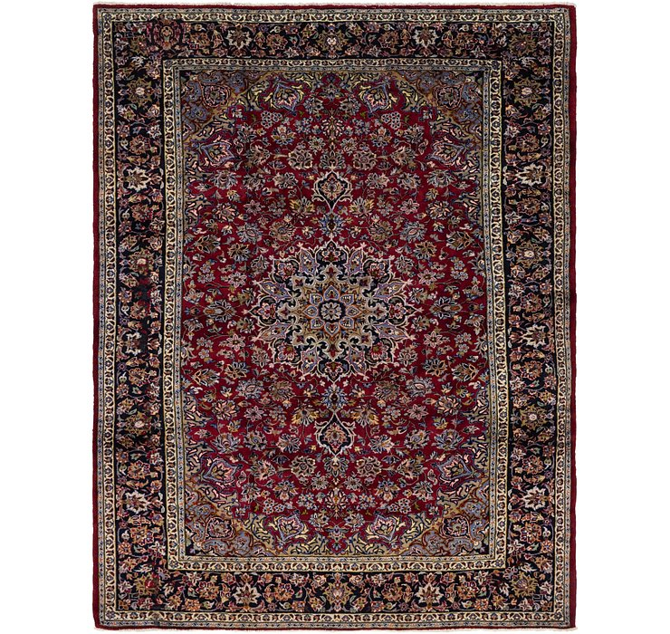 7' 9 x 10' 3 Isfahan Persian Rug