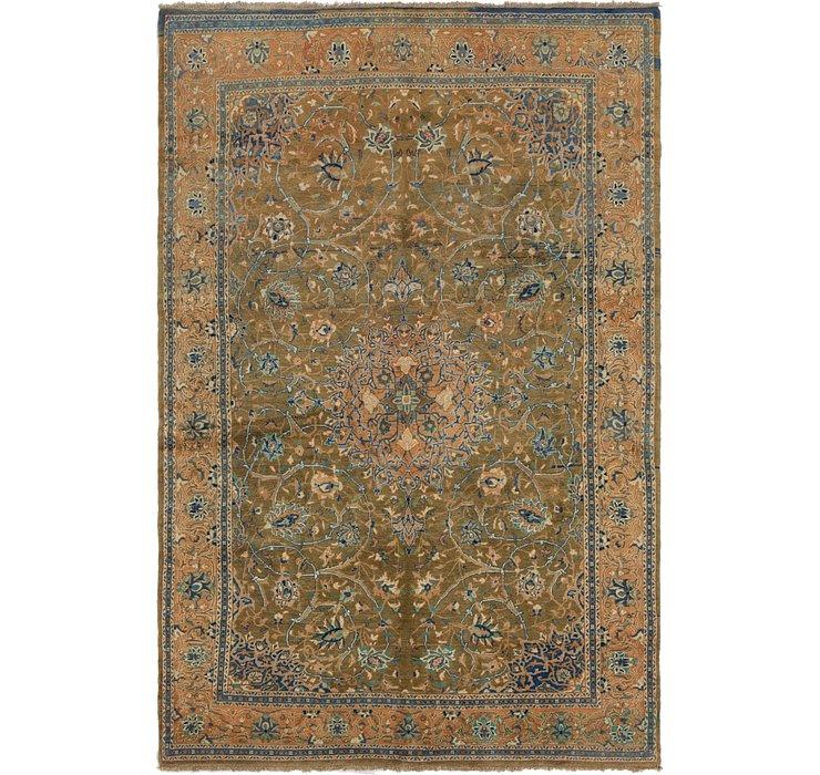 183cm x 285cm Mahal Persian Rug