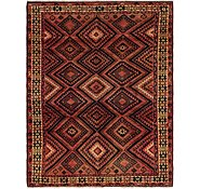 Link to 7' x 9' Shiraz-Lori Persian Rug