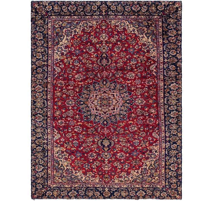 7' 8 x 10' 4 Isfahan Persian Rug