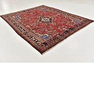 Link to 7' 2 x 8' 7 Hamedan Persian Rug