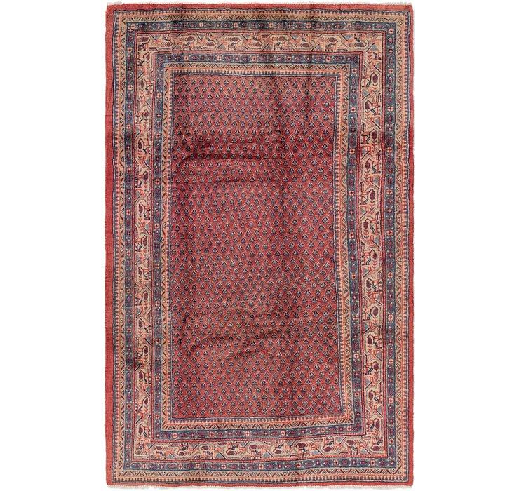 5' 7 x 9' Botemir Persian Rug