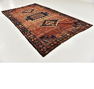Link to 6' 9 x 11' Shiraz-Lori Persian Rug