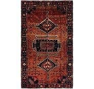 Link to 6' 9 x 11' Shiraz-Lori Persian Rug