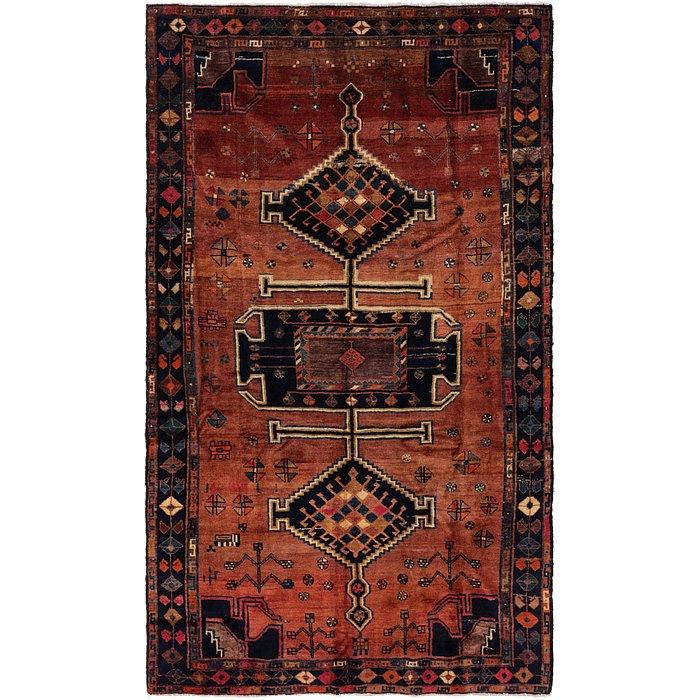 6' 9 x 11' Shiraz-Lori Persian Rug