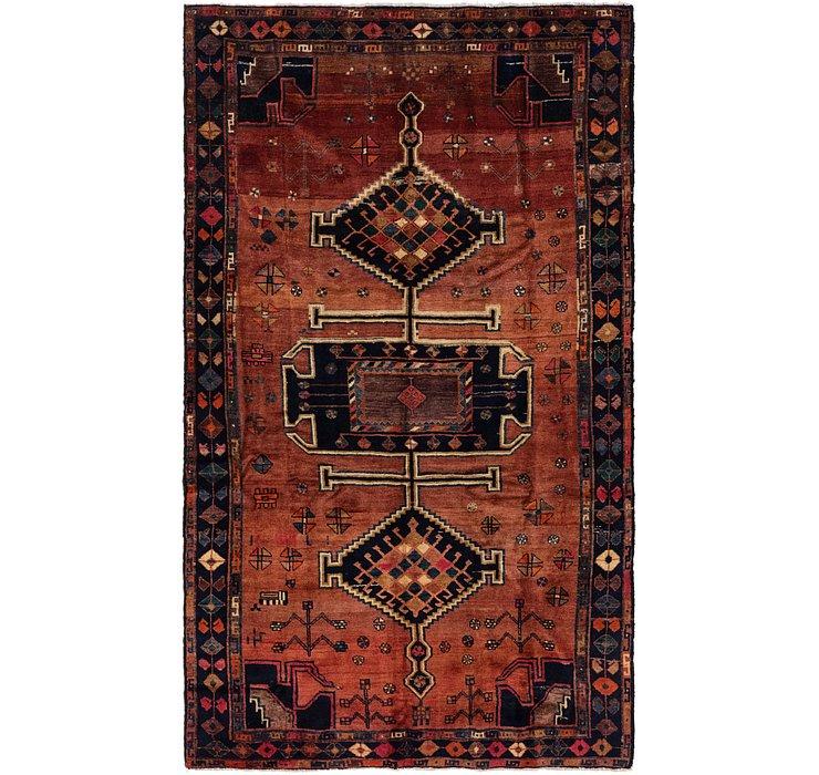205cm x 335cm Shiraz-Lori Persian Rug