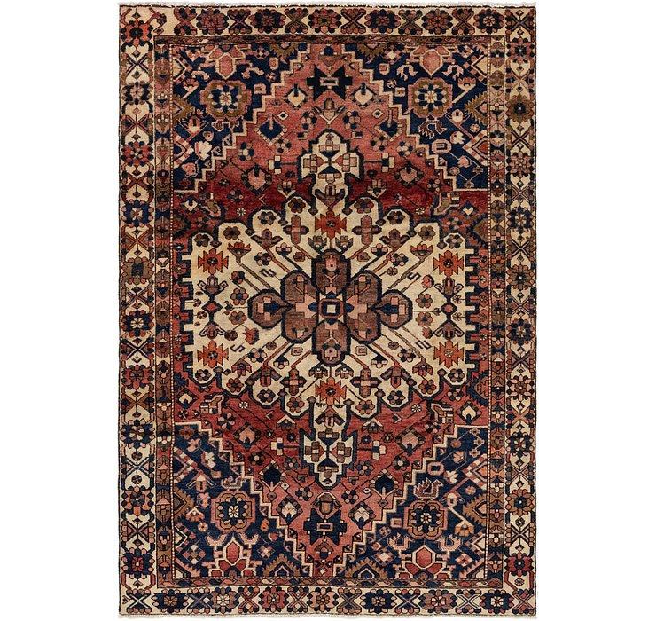 6' 5 x 9' 9 Bakhtiar Persian Rug