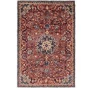 Link to 198cm x 295cm Farahan Persian Rug